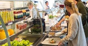 Kantinedrift og kaffebar med ekte matglede