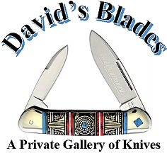 David's Blades A Private Gallery of Knives