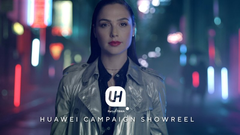 LH - Huawei Campaign Showreel