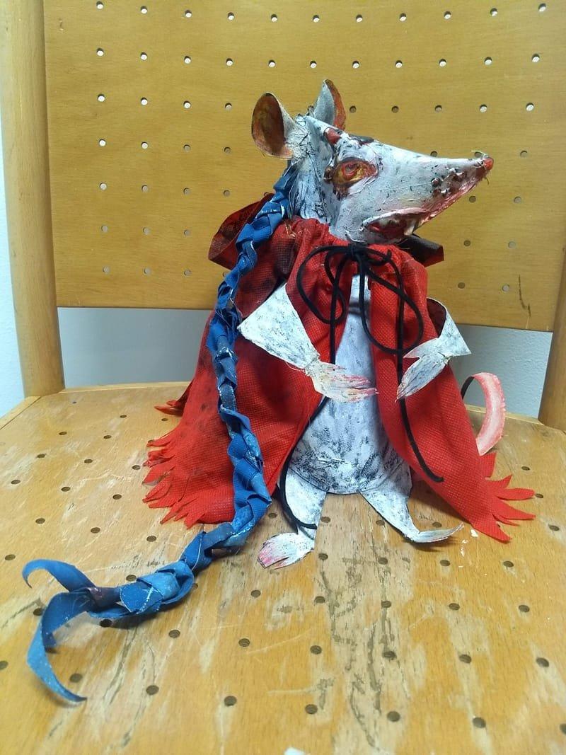 Jiū Shi, the Rat