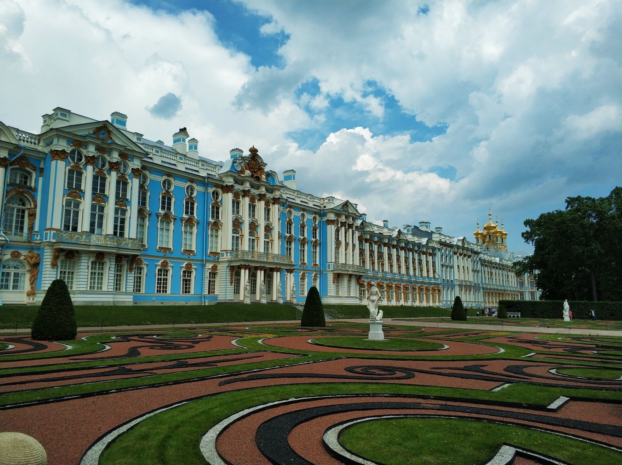 English-Speaking Taxi Price to Tsarskoe Selo from St Petersburg