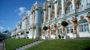 Tsarskoe Selo and Pushkin Taxi in St Petersburg