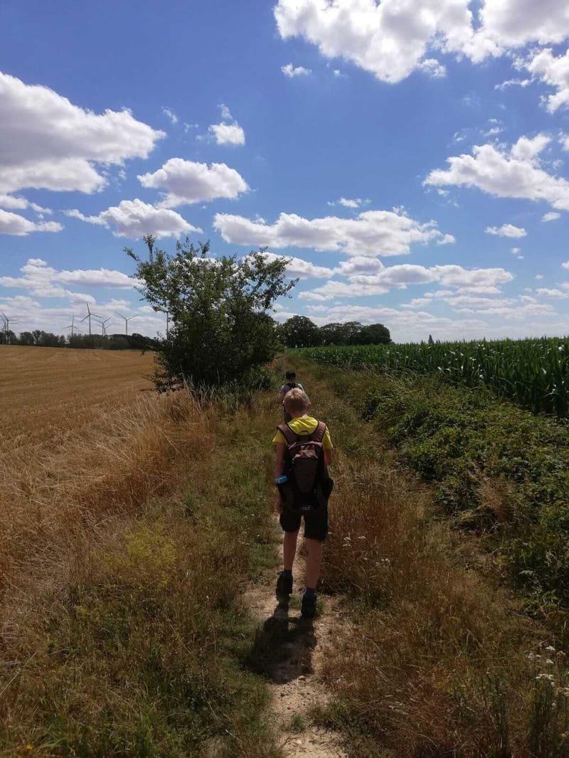 Geocaching - Auf dem Weg des Multicaches - Sommerferien