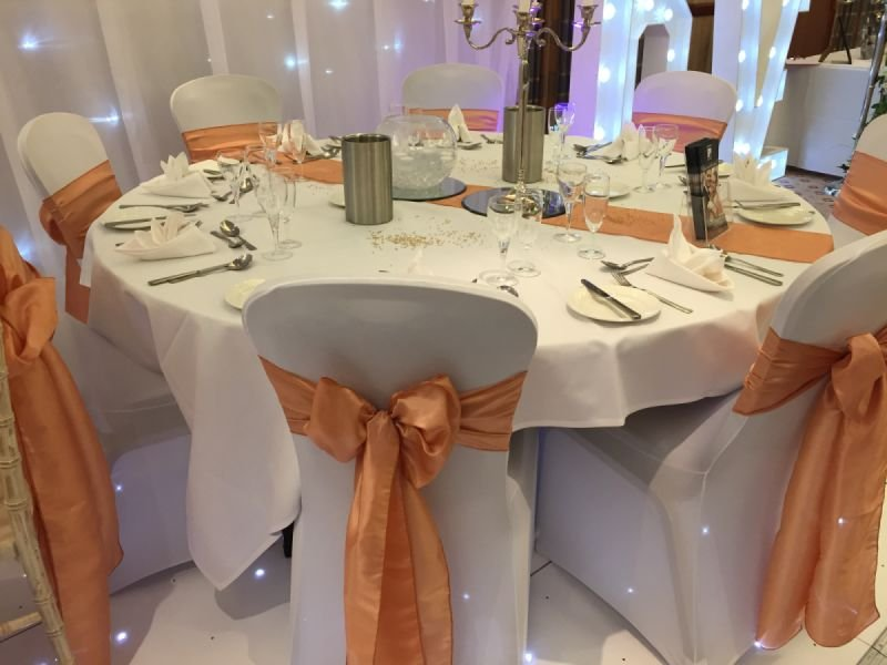 DIY Chair Cover Service