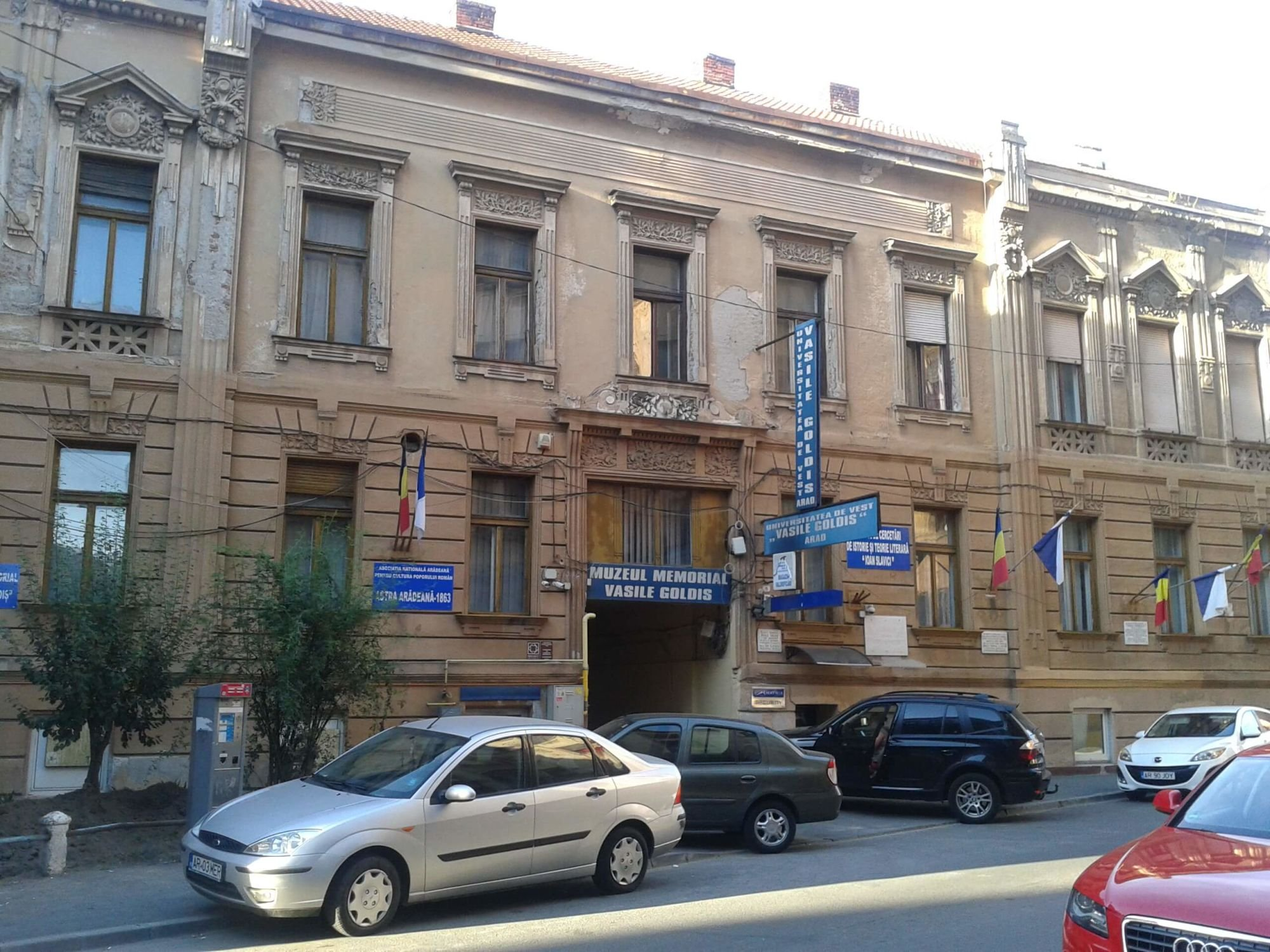 Casa Goldis din Arad