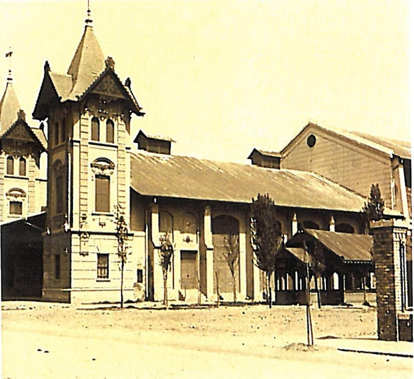 Teatrul de vara Arad