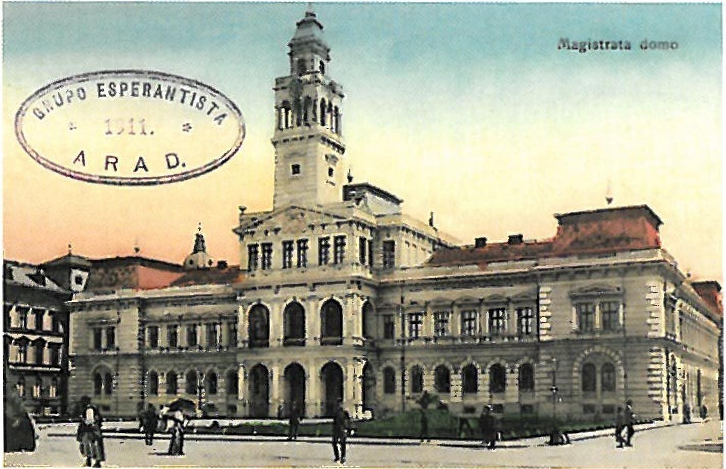 Aradi varoshaza 1911