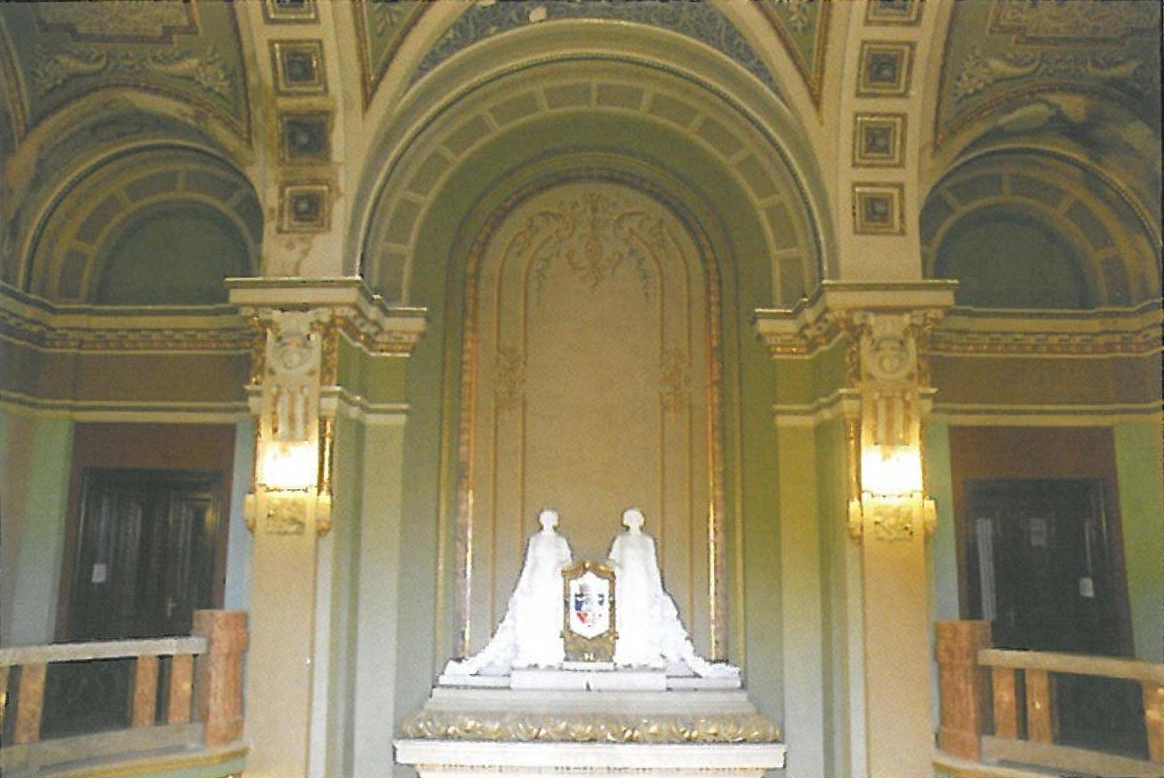 muzele palatului cultural din arad