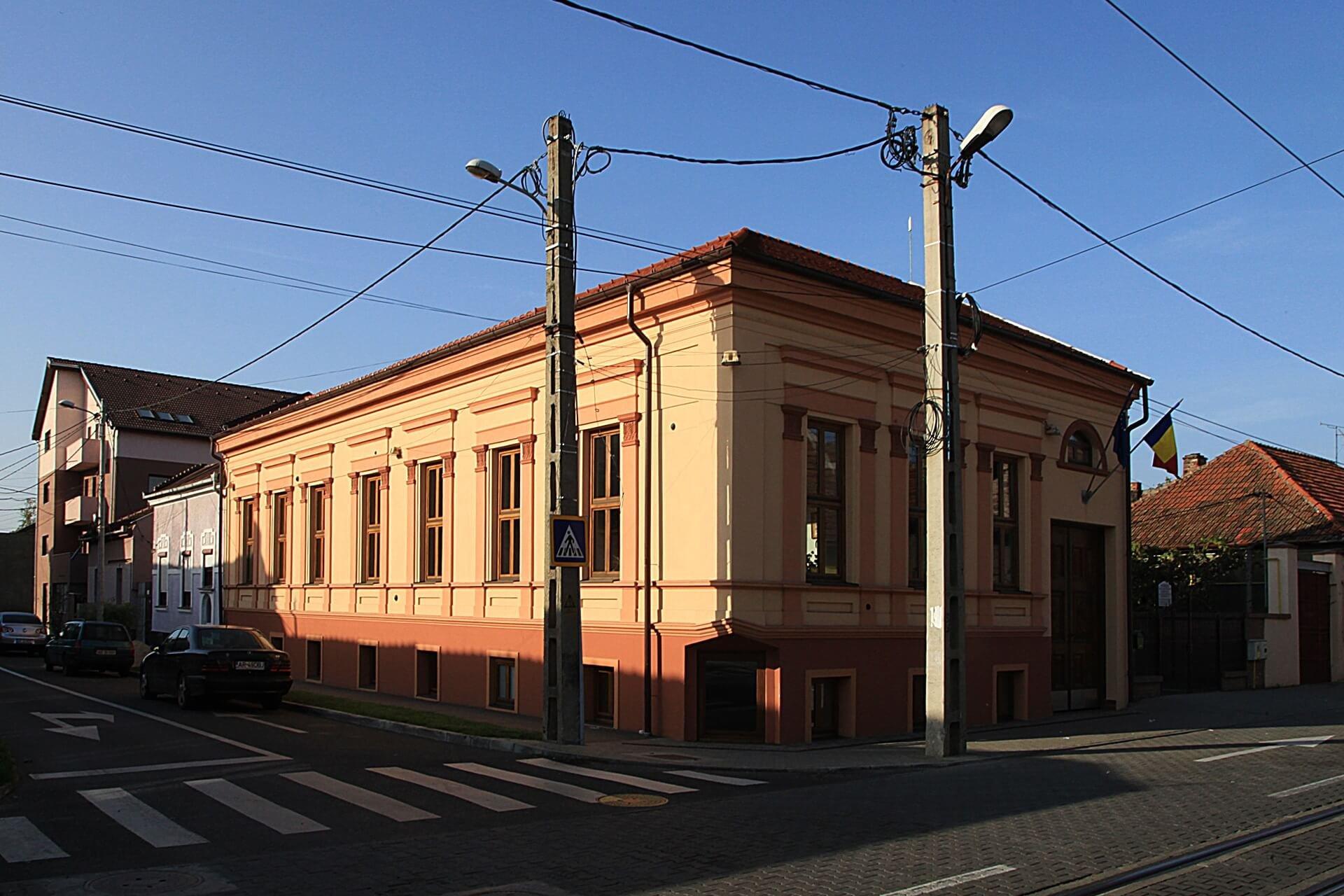 Aradi Román Tanitóképző