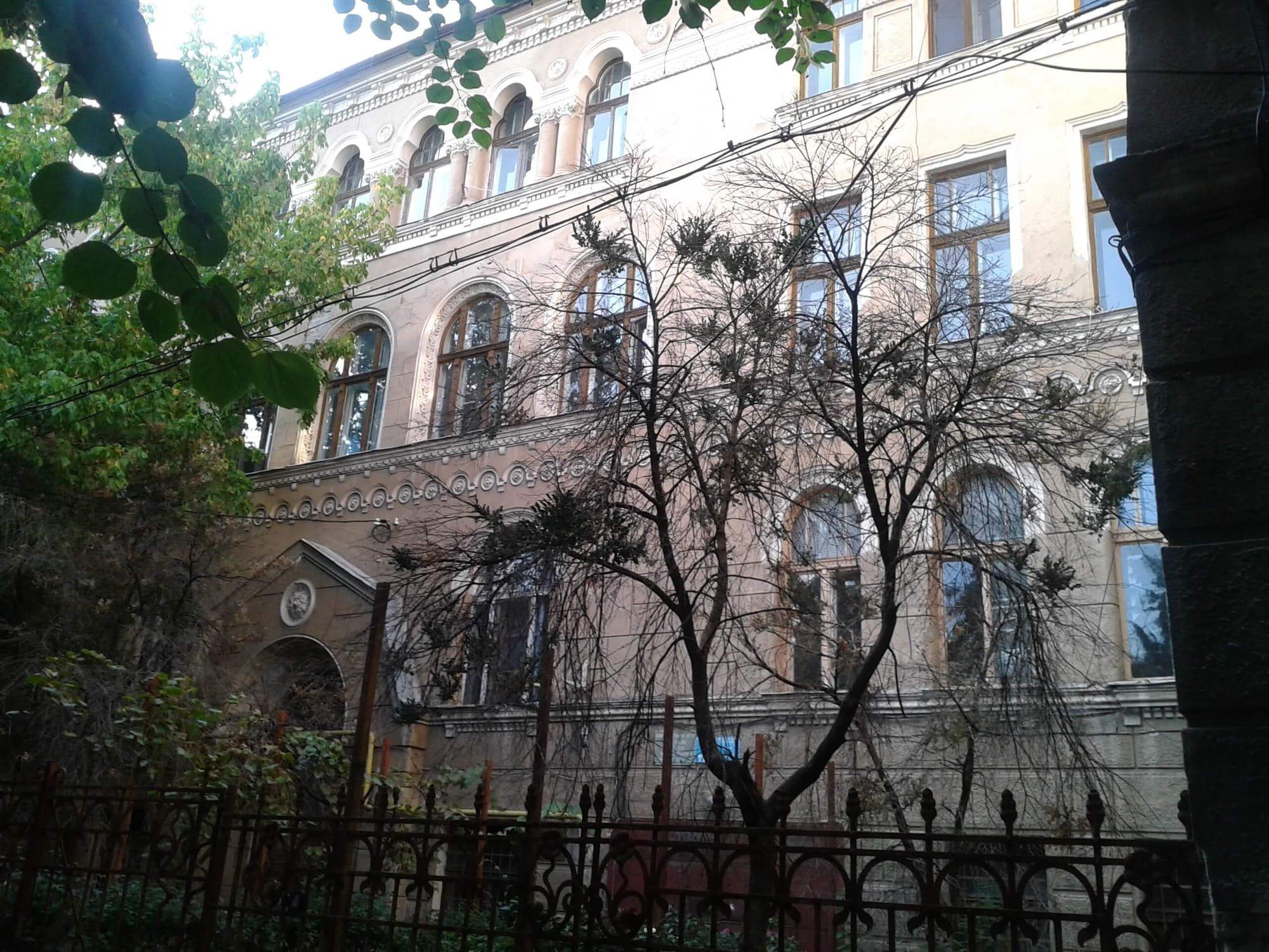 Școala civilă română de fete