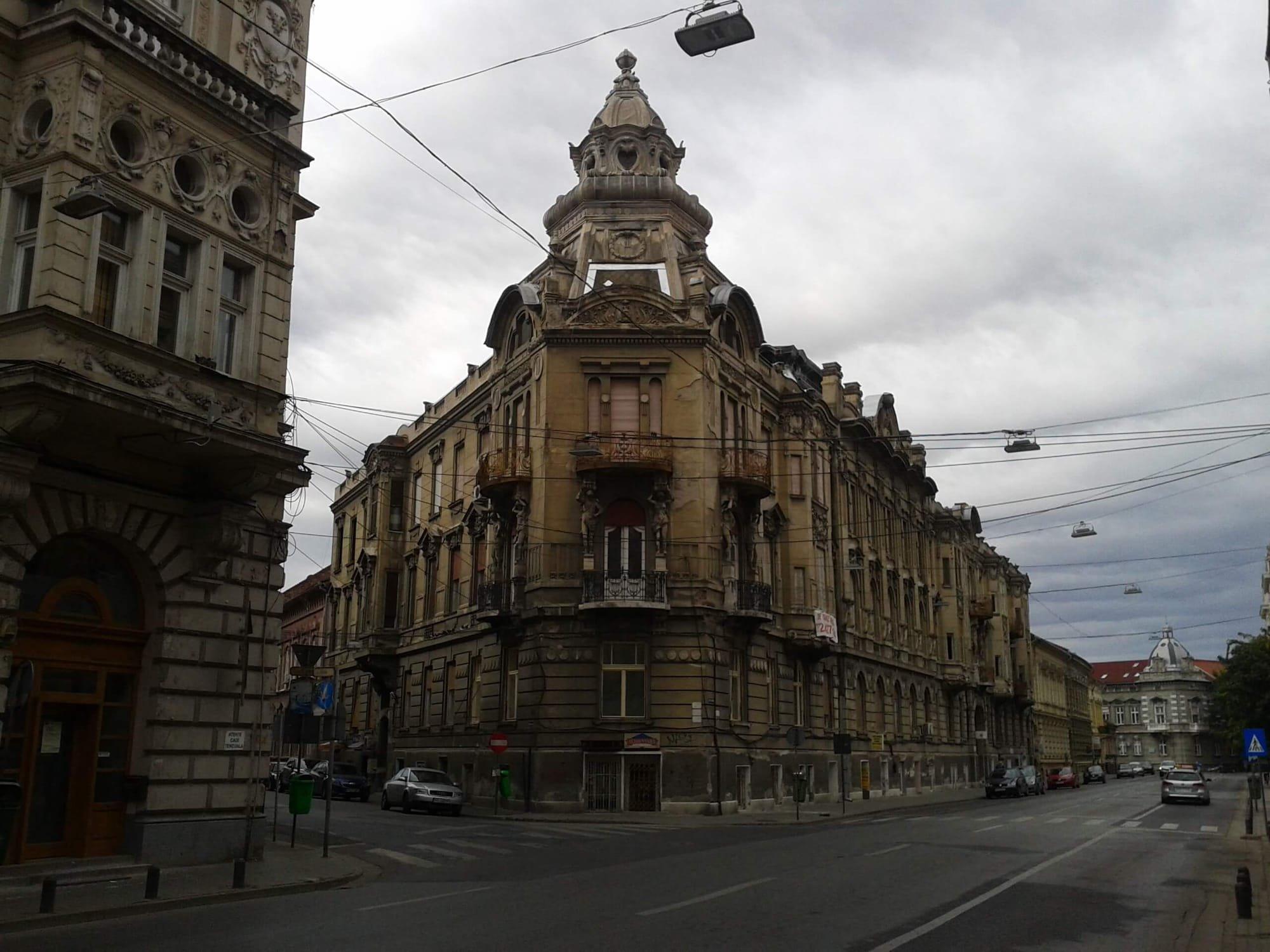 Szántay palota