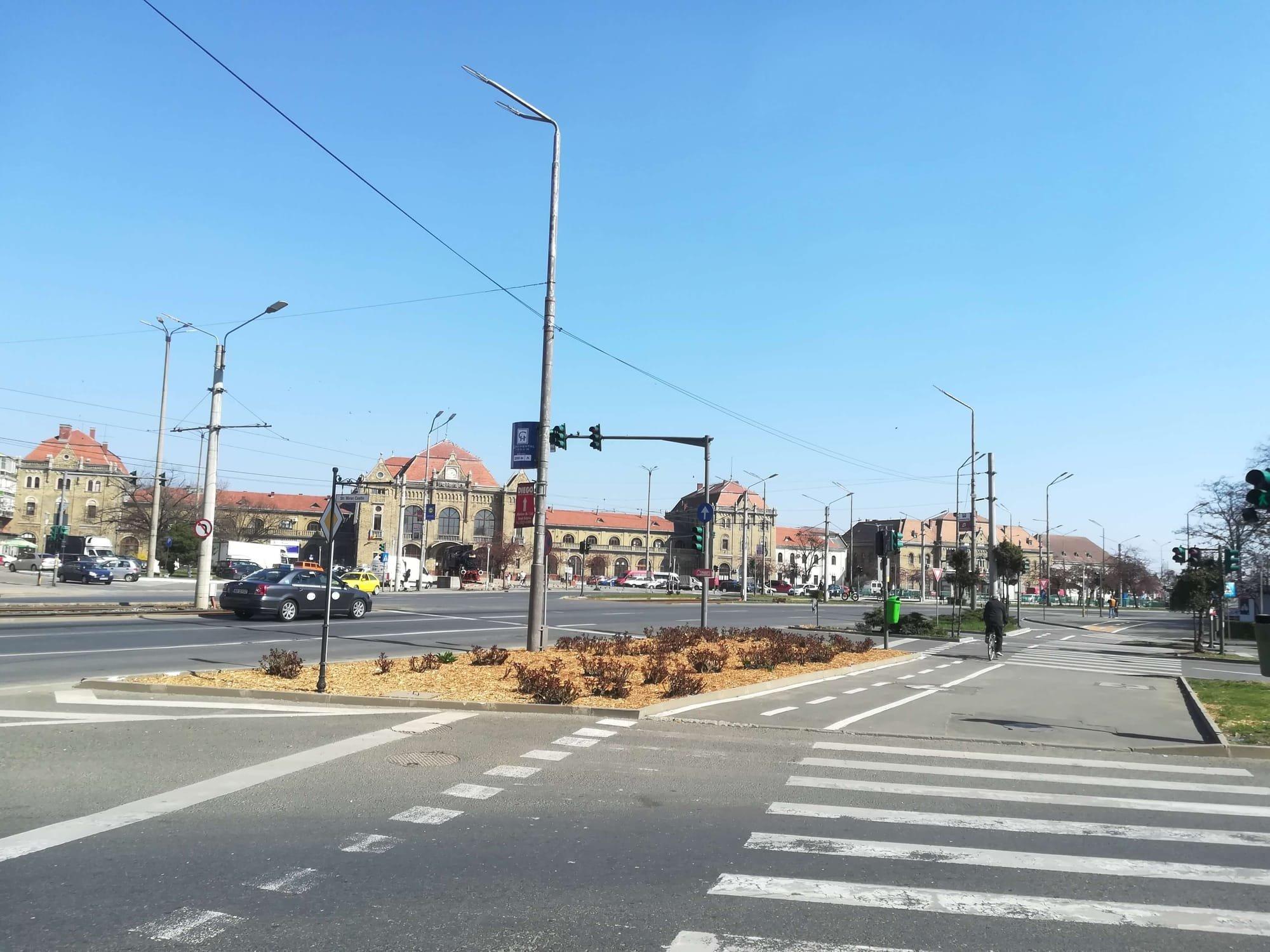 Gara centrală Arad