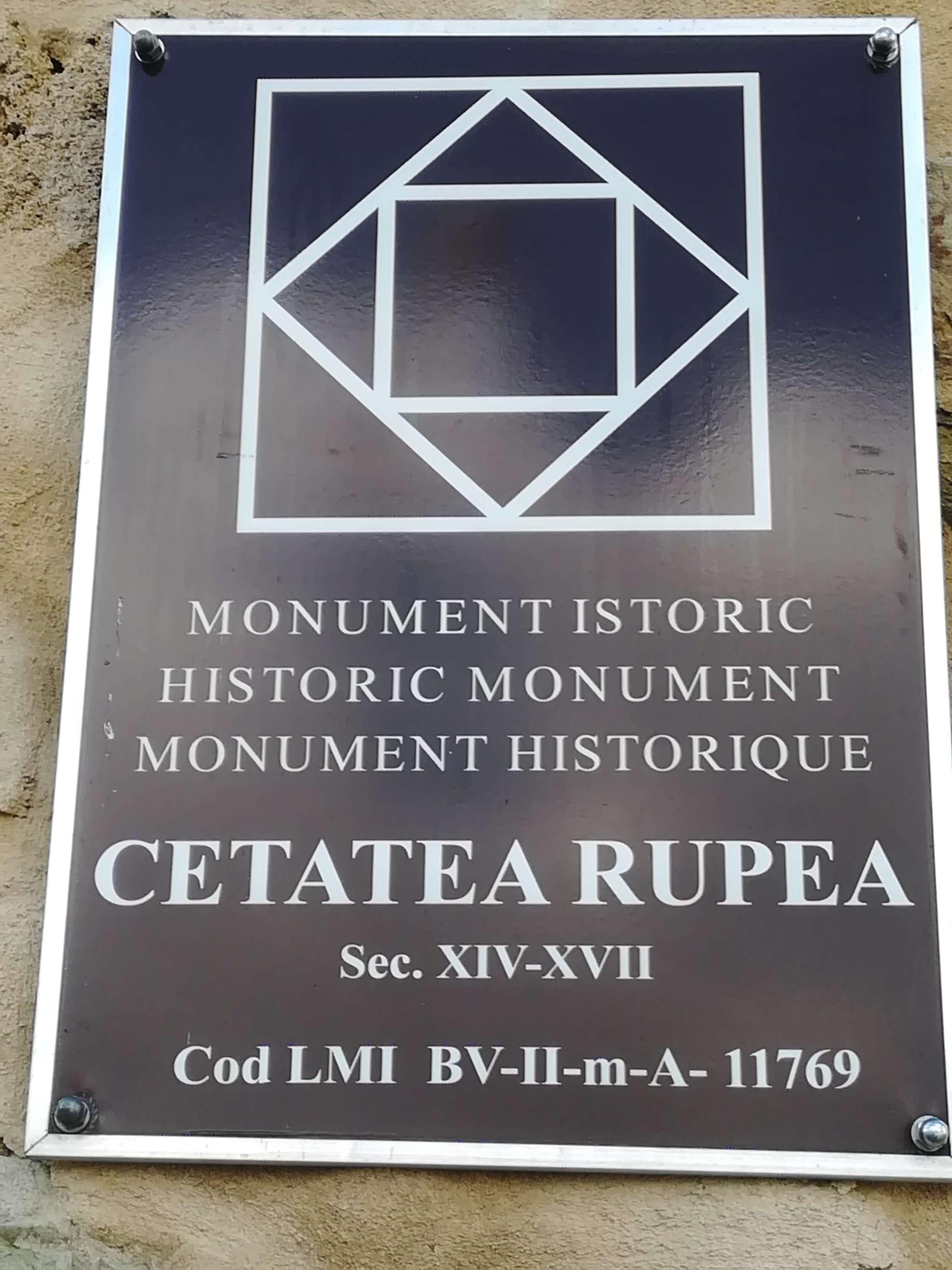 monument rupea brasov