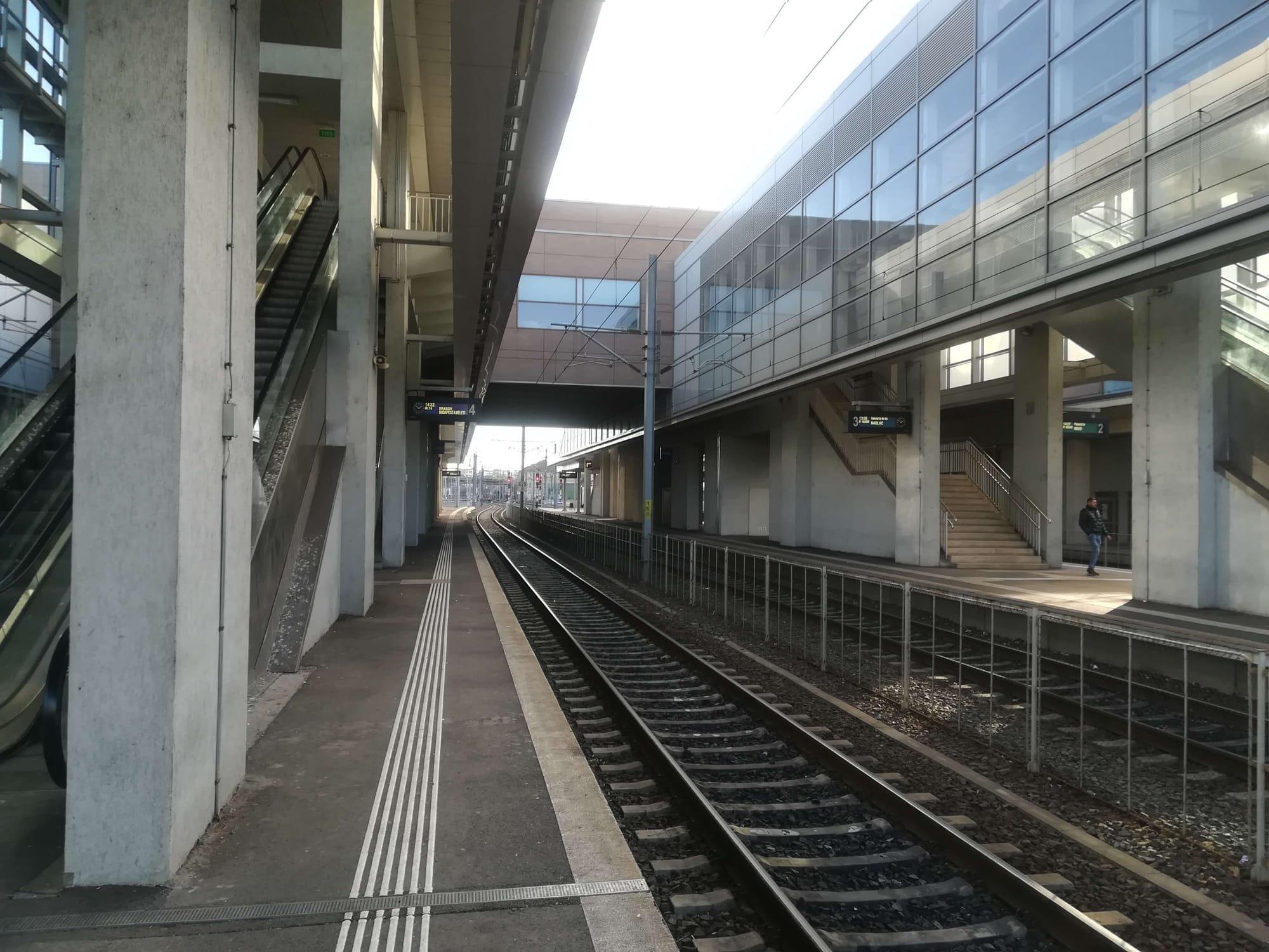 Gara centrala Arad