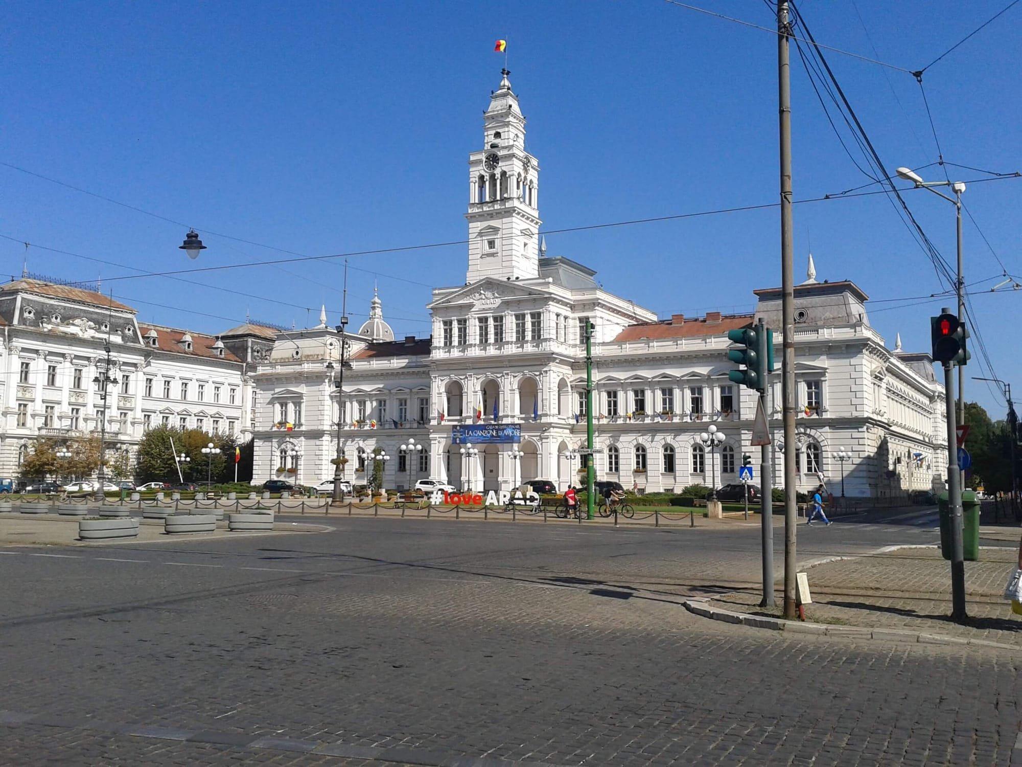 Primaria Aradului