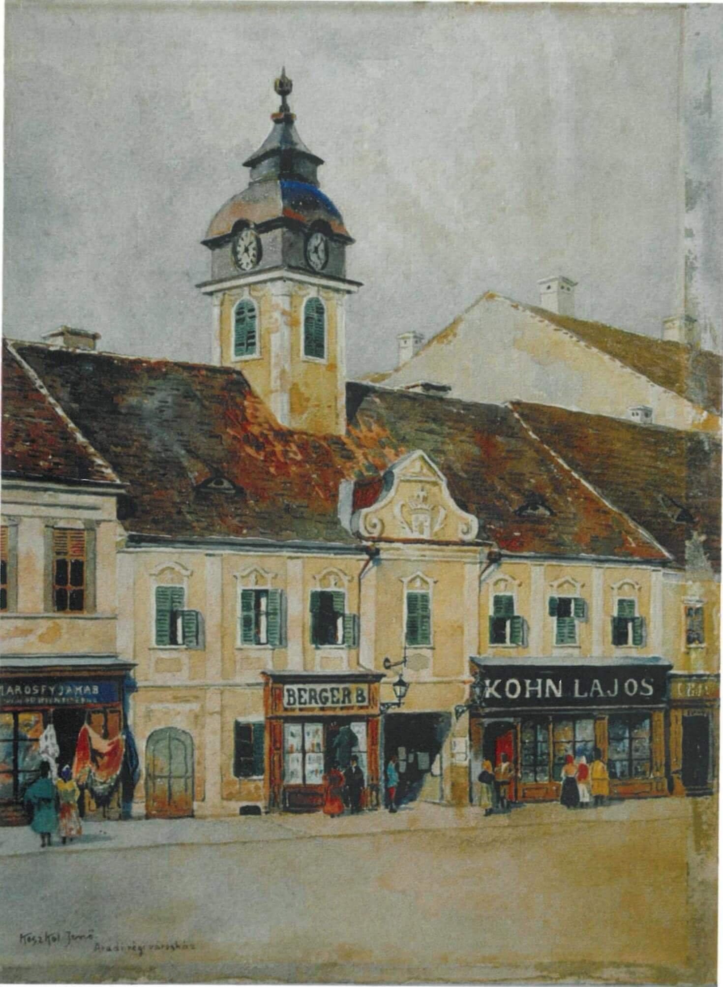 Primaria veche Arad