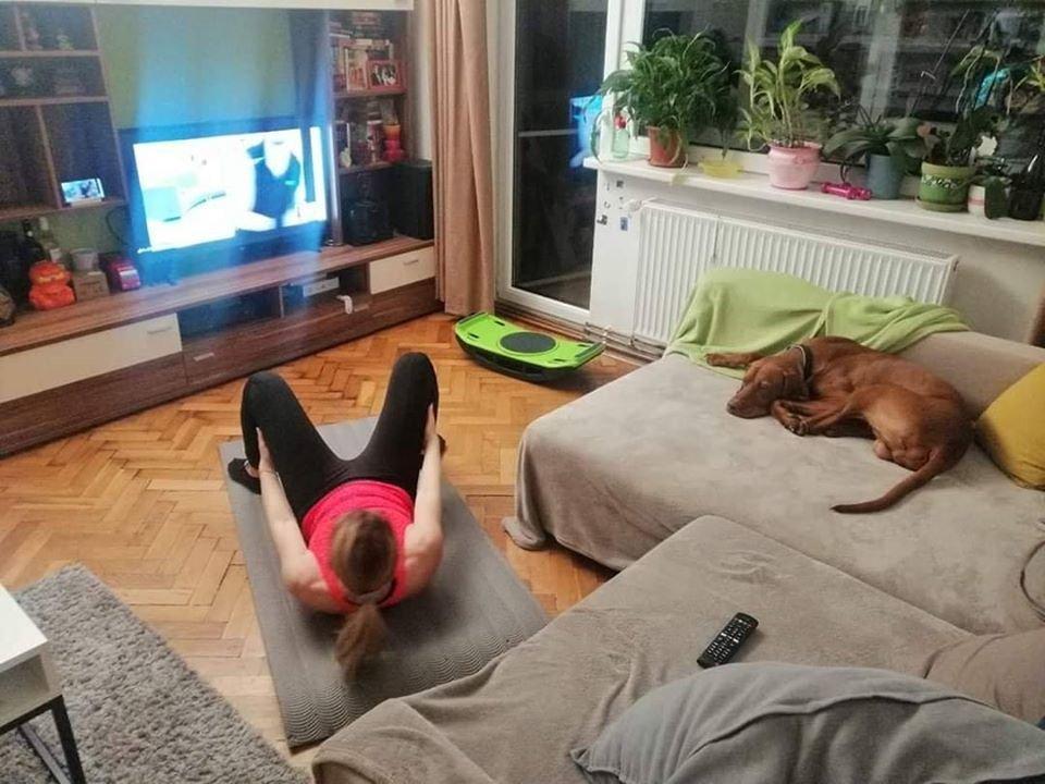 sport acasa