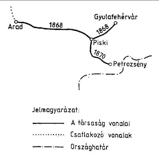 harta feroviara