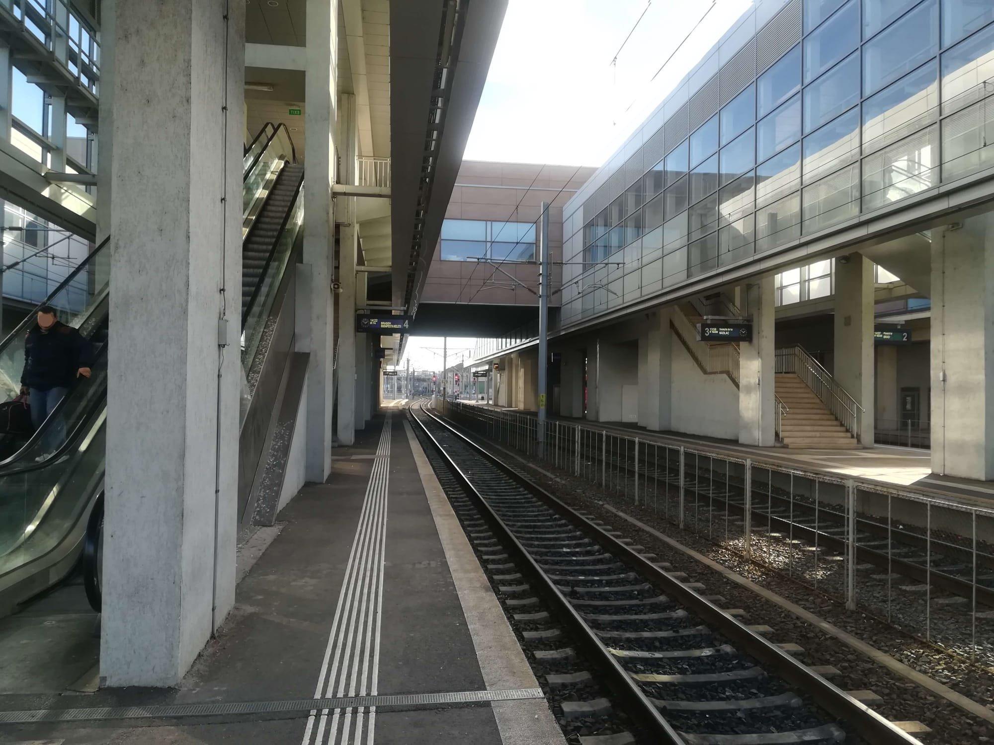 arad central station