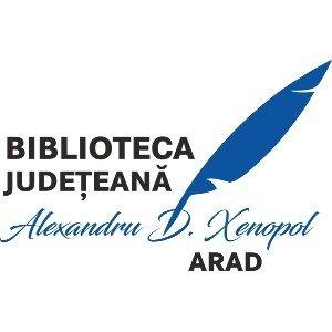 """Biblioteca Județeană """"Alexandru D.Xenopol"""" Arad"""