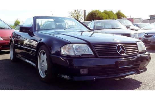 Mercedes-Benz 500SL AMG 6.0 - 1991