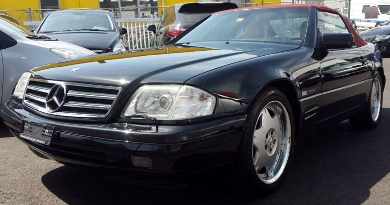 Mercedes-Benz 500SL Special Edition - 1998