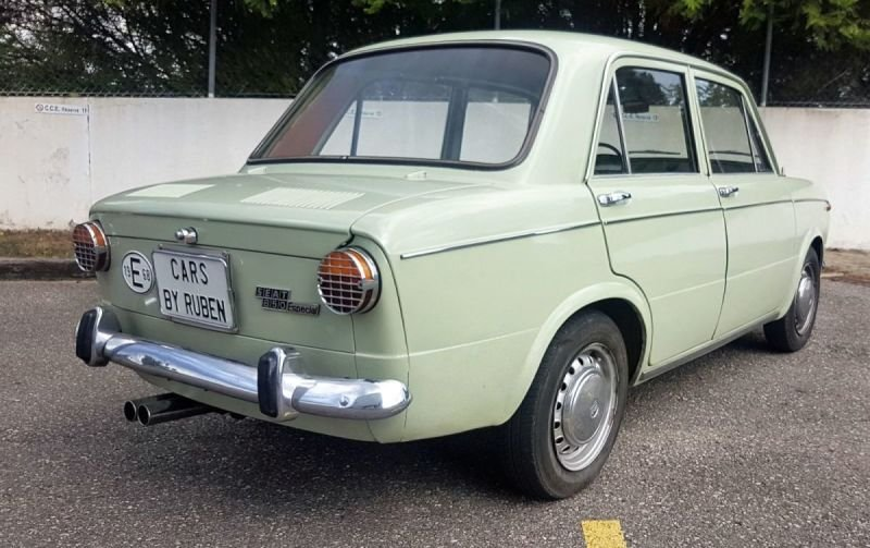 Seat 850 4p - 1964