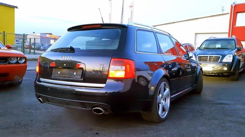Audi RS6 - 2004