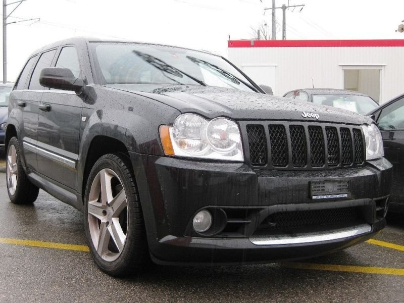 Jeep Cherokee 6.1 SRT - 2006