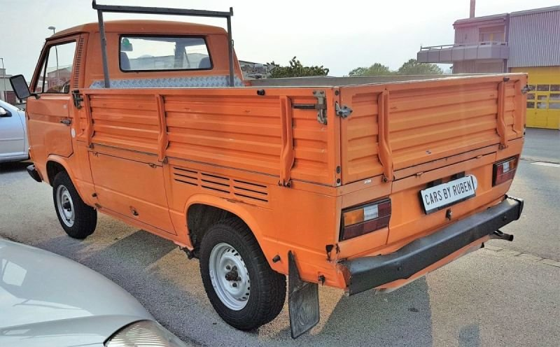 VW T25 PickUp 1900cc - 1982