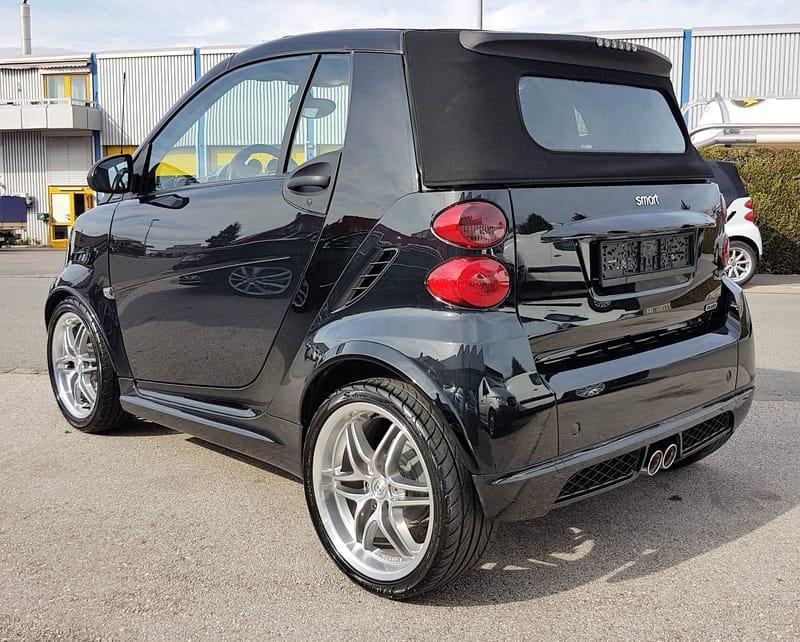 Smart Fortwo Brabus Cabrio - 2009