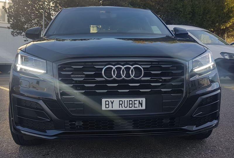 Audi Q2 2.0 TFSI Quattro - 2018