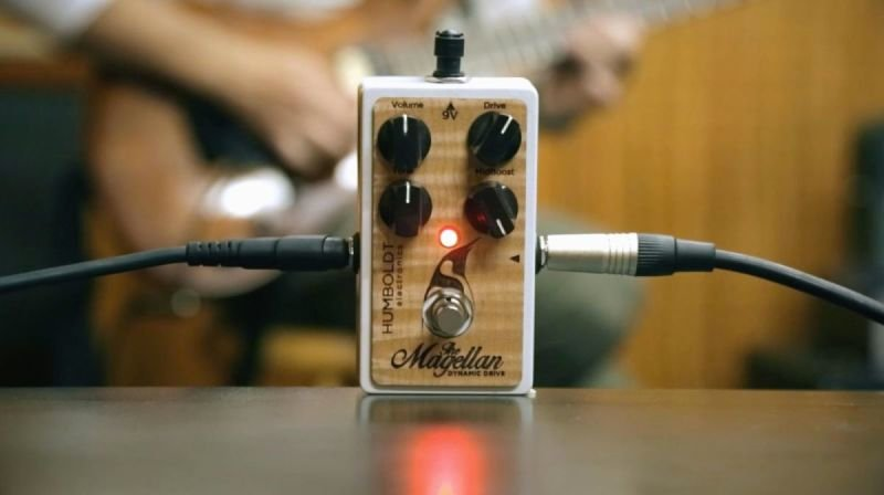 The Magellan dynamic Overdrive demo