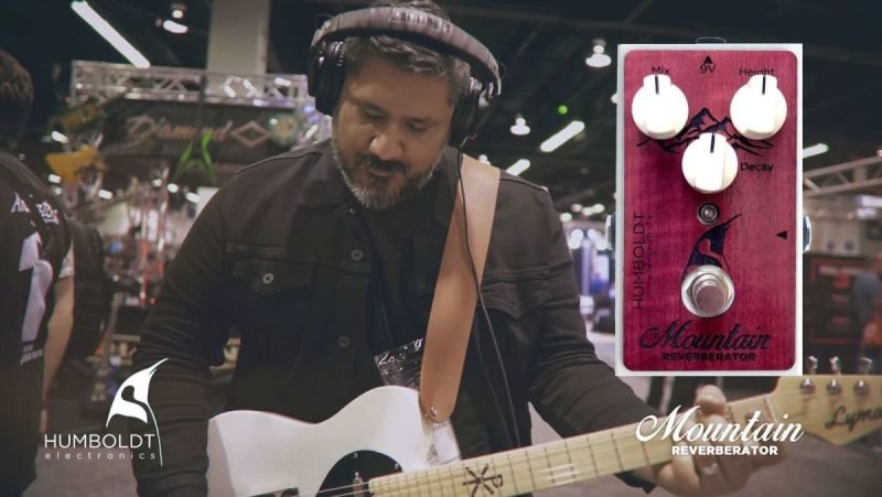 Mountain Reverberator (NAMM '19 NEW RELEASE)