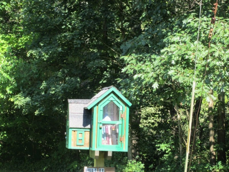Bird House Library