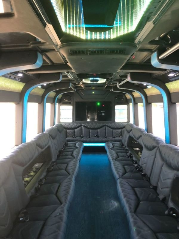 **** NEW 30 PASSENGER LIMO PARTY BUS ****