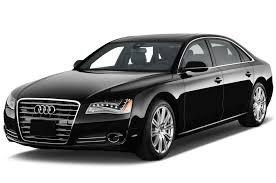 Audi A8 L (Black on Black)