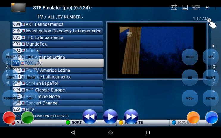 stb emu pro