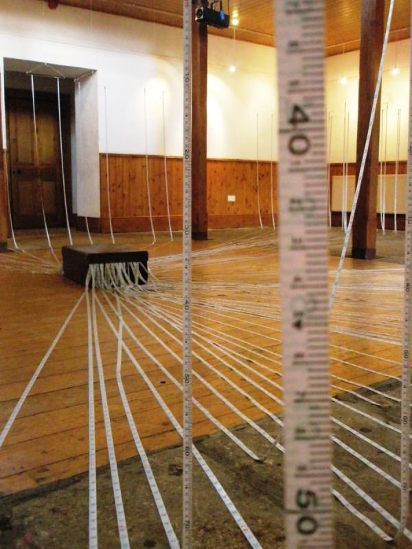 Solo show 'Time in your pocket' in The Courthouse Arts Centre Tinahely, Co. Wicklow, Ireland