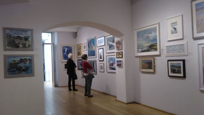Royal Society of Marine Artists Annual Exhibition 2018