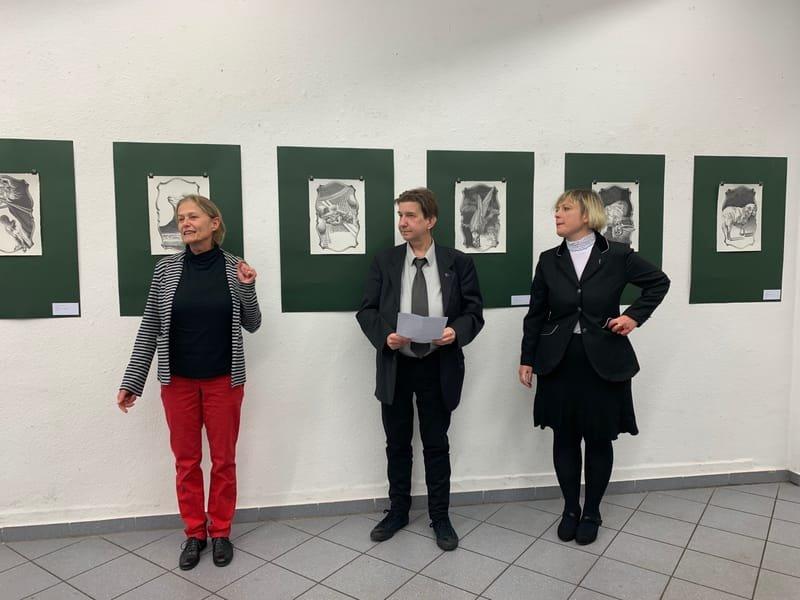 Der Sonnenstrahl, Kungerkiez Gallery, Berlin 2019