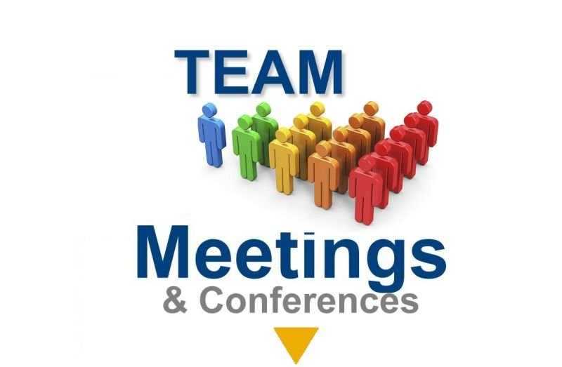 Upcoming  Meetings/Conferences?