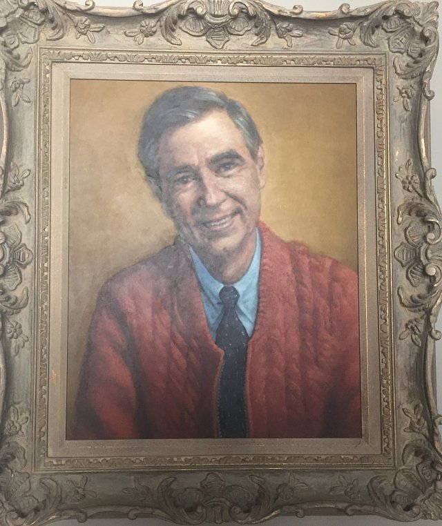 The Eyes Of Fred Rogers Tim Madigan