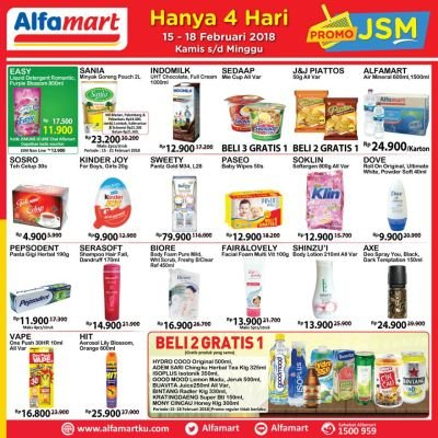 Blog Promo Koran Weekend Scanharga