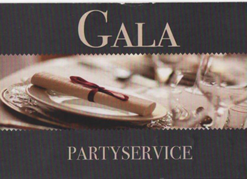 GALA Partyservice