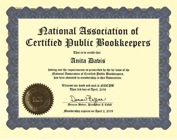 certifications member