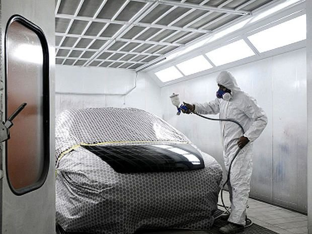 Finding a Paint and Body Shop for Your Vehicle
